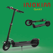 Unique design Rank top INOKIM easy riding and folding bajaj electric scooter