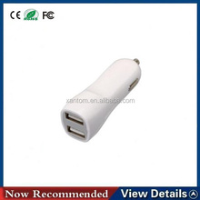 mobile phone charger 3.1A Mini USB Car Charger Adapter for Apple iPhone 5S 5C 5 4S 4 iPod Touch
