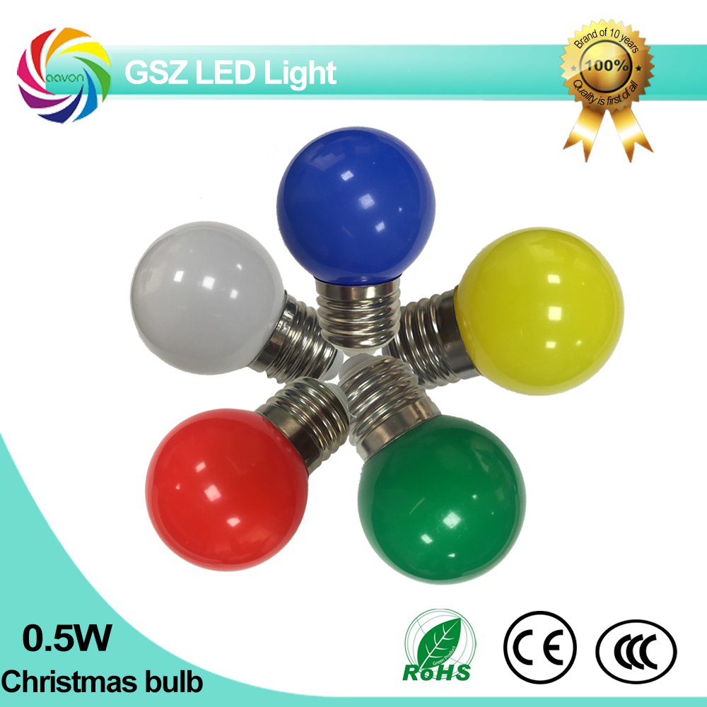 moving led christmas yard decoration and wedding decoration color bulb
