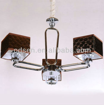 Fancy Lights For Home With Pvc Lamp Shade Pendant Light