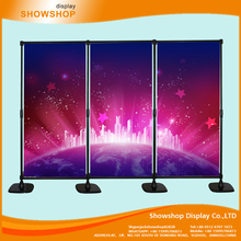 trade show Accept custom order portable backdrop stand