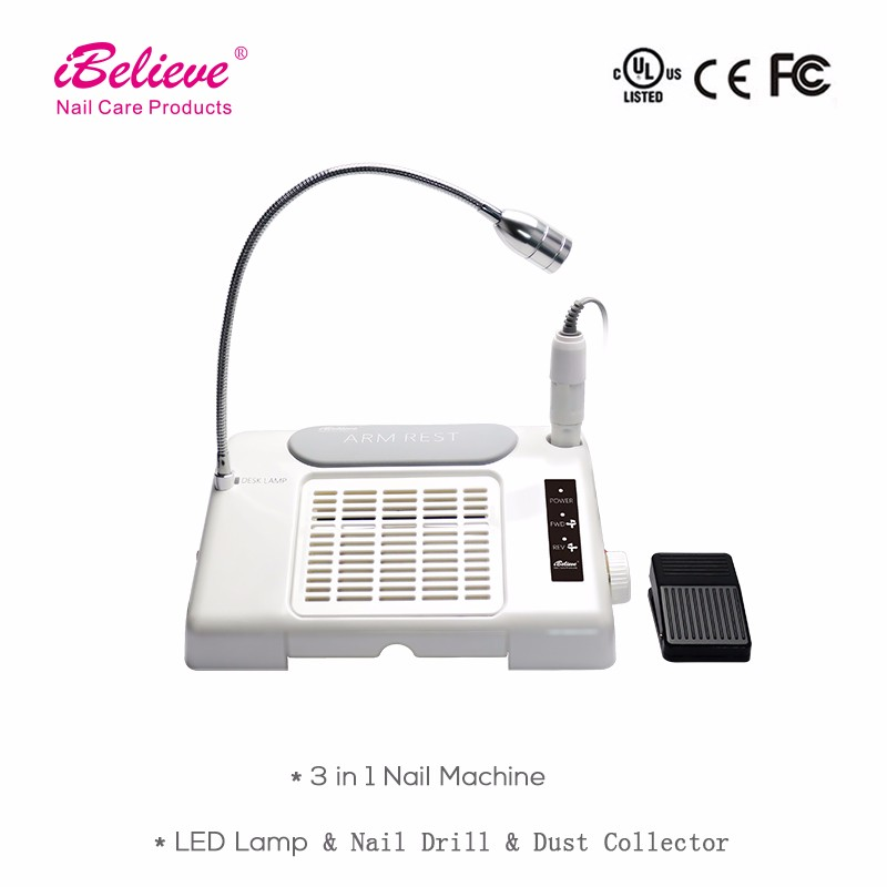Salon Expert 3-in-1 Manicure Pedicure Nail Art Manicure Machine For ...