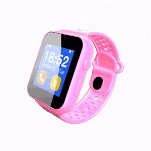 GPS Sport Waterproof Firmware Download Smart Watch I8 For Kids GV18