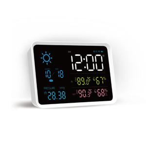 high quality home weather station with barometer