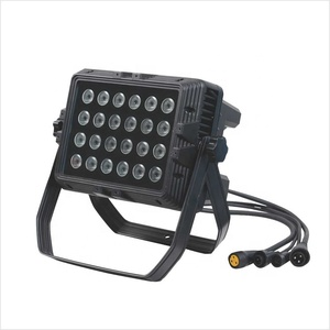IP65 Waterproof 24x10w Floodlight 24PC 10w Square Outdoor LED Par light
