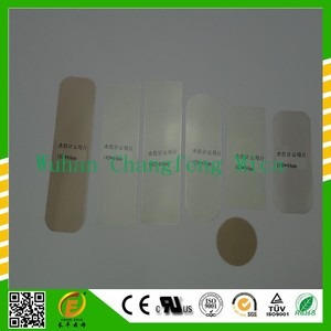 transparent Mica Sheet from China