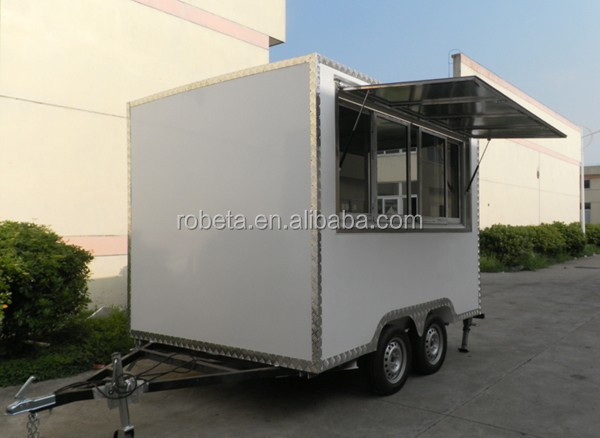 Popular In China Portable Ice Cream Cart Sale Food