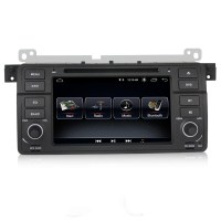 Mekede Factory 7'' Android 8.1 Car DVD radio stereo player for BMW 3 series E46 318 320 M3 with WIFI GPS Navigation audio media