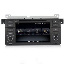 Mekede Fabrik 7 ''Android 8.1 Auto DVD <span class=keywords><strong>radio</strong></span> stereo-player für BMW 3 serie E46 318 320 M3 mit WIFI GPS Navigation audio media