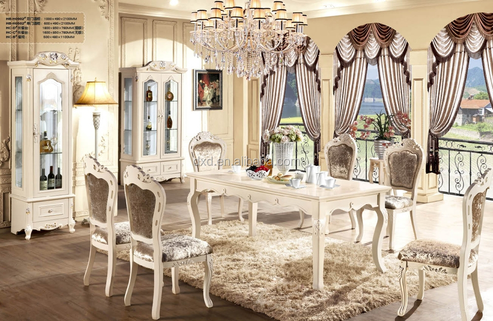 Antique French Provincial Dining Room Furniture, Antique French ...