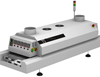 *IR 5 heat-zone Reflow Oven T5 conveyor oven smt machine