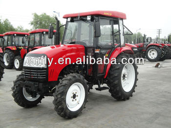 40hp four wheeled farm tractor