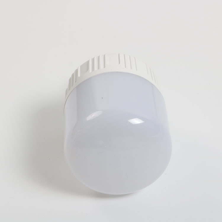 Low Energy Consumption New Plastic E27 Led Light Bulb