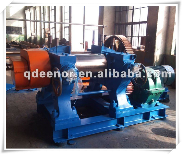 Professional manufacturing tire cracker/waste tire crushing equipment
