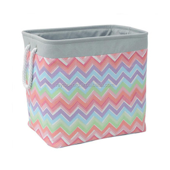 Exceptionnel Hot In Amazon Fabric Jute Cotton Canvas Toy Storage Bin