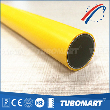 Pe Al Pe Composite Pipe For Natural Gas Sai Global Certificate Iso 17484 -  Buy Pex Al Pex Pipe For Natural Gas,16mm Pex Al Pex Pipe,Sai Certificate Pe