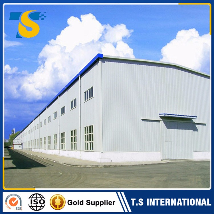 Factory Direct Low Price fast construction customized prefabricated steel structure warehouse
