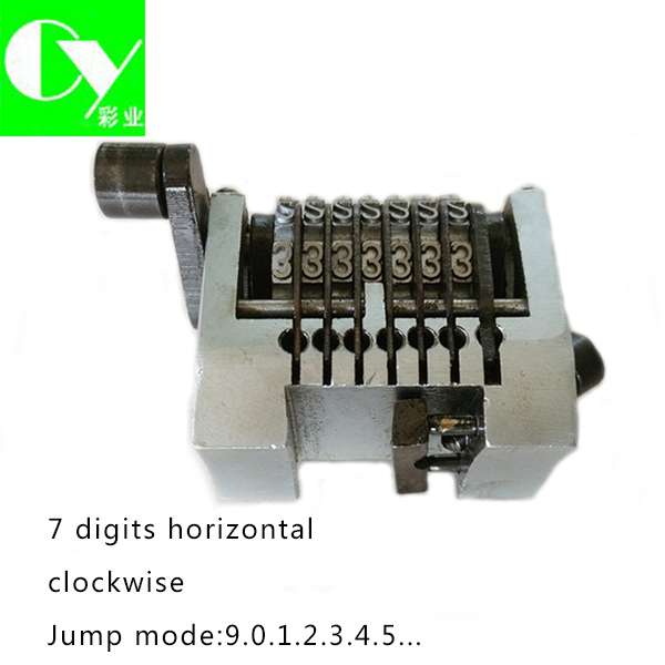Printing Machinery Parts Number Machine for GTO46/52