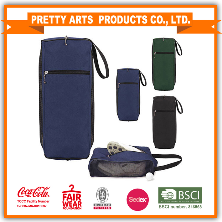 coca cola audit factory popular football bag shoe dust bag with logo