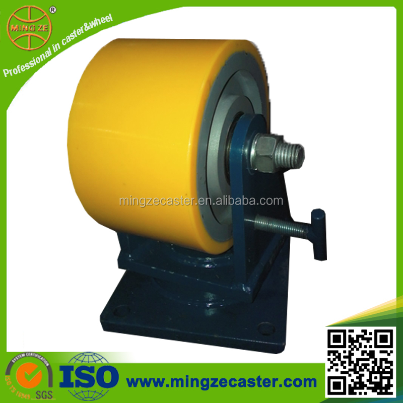 Extra heavy duty 10ton caster wheel for machine