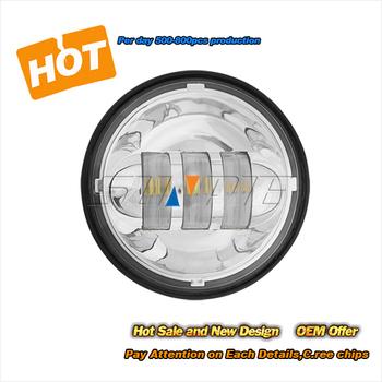 Harley Accessories  4.5u0027u0027 Led Fog Light 12v, Motorcycle Headlight Assembly  Led Headlight
