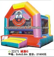 (CH-22171) INFLATABLE BOUNCER ,SMALL JUMPING HOUSE ,INFLATABLE JUMPING CASLE BIRTHDAY PARTY EQUIPMENT toys for kids