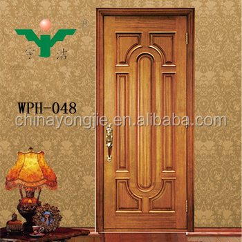 2016 new design wood carving door design carved solid wood for Wood door design 2016