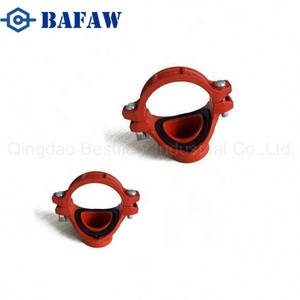 forging ductile iron grooved coupling