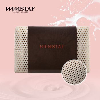chinese factory wholesale durable sleeping well talalay latex pillow price - Talalay Latex