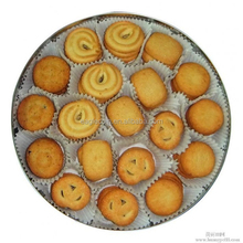 Danish Butter Cookies in Blue Tin High Quality Crisp Sweet