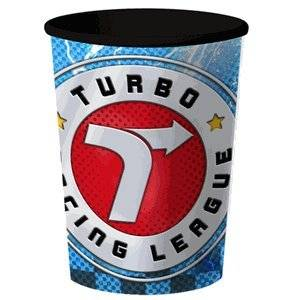 Turbo 16 Oz Plastic Cup-2Pack