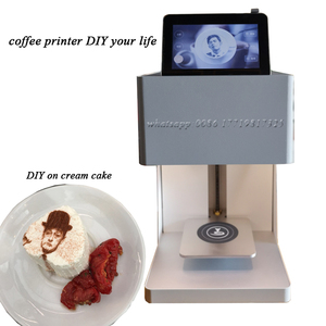 Small used 3d printer/selfie coffee printer machine with WIFI system