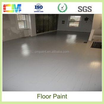 Excellent quality good abrasive resistance and good tenacity epoxy resin floor paint