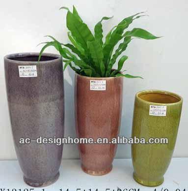 Large Glazed Ceramic Garden Pots, Large Glazed Ceramic Garden Pots  Suppliers And Manufacturers At Alibaba.com