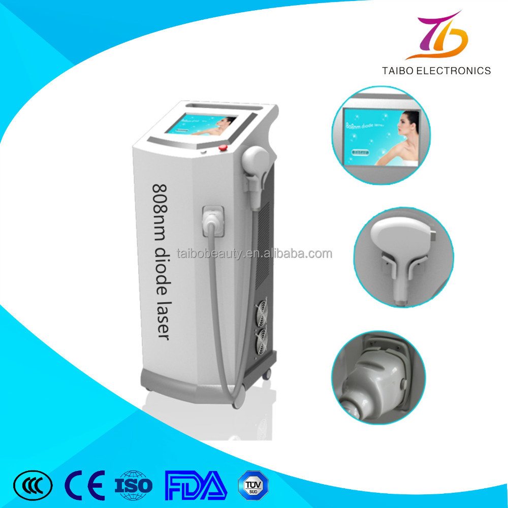 Best selling 808nm laser diode / 808 diode laser hair removal machine and equipments
