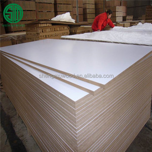 Melamine 18mm MDF board,High gloss acrylic mdf boards with Low Price