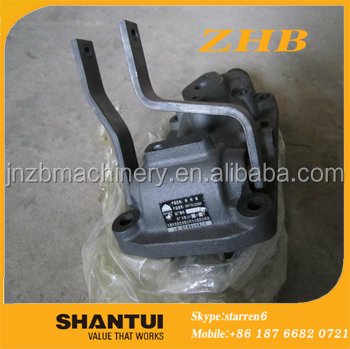 SHANTUI bulldozer SD16 control and relief valve piping Parts Steering valve 16Y-76-22000