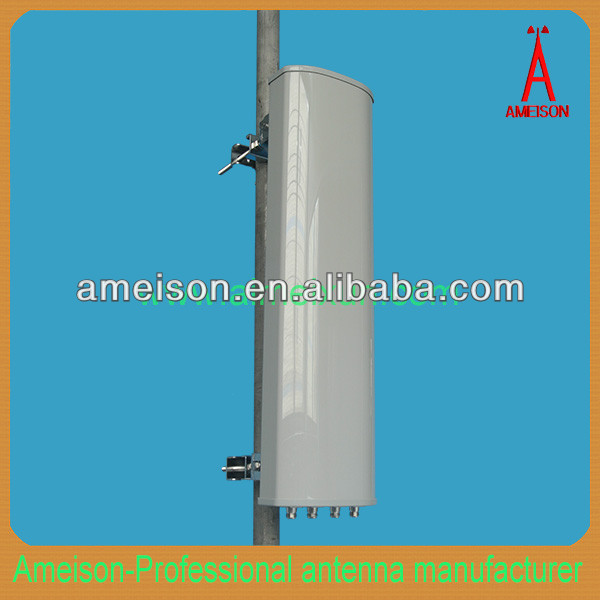 13dbi 2400 - 2500MHz Directional Base Station Sector Panel Antenna wifi antenna 2.4ghz wireless internet antenna