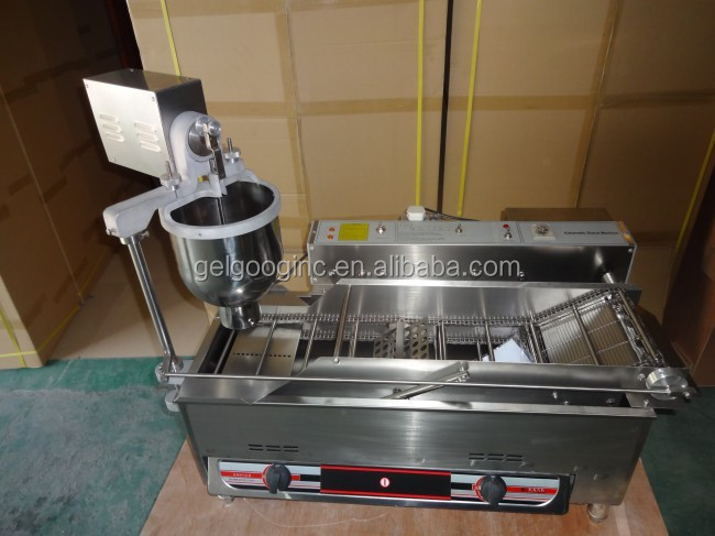 Automatic Mini Commercial Donut Making Machine for Sale