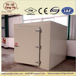 Pu sandwich panel Insulated a cold room
