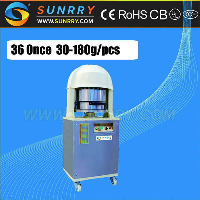 Manual dough divider round 36 PCS/time bread dough divider rounder roller machine (SY-DD36 SUNRRY)