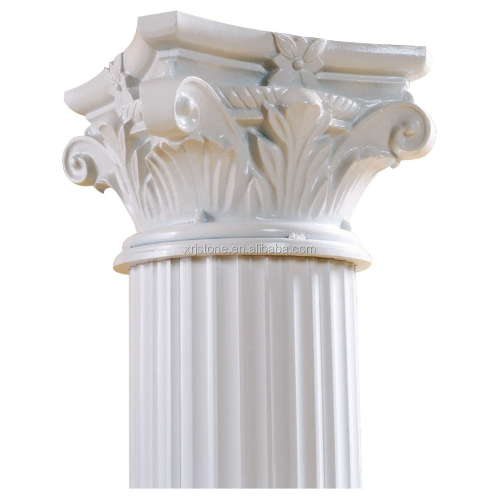 Natural marble decorative round roman pillar design buy roman pillar designroman round pillarsroman round pillars product on alibaba com