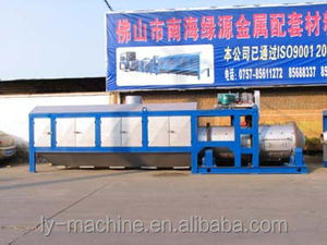 The Newest Aluminum Zinc Ash Separator Liquid Aluminum Recycling for Aluminum Casting Plant