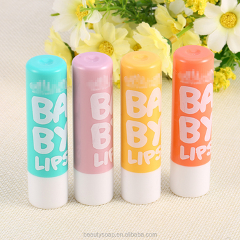 2017 Hot Sell ! beauty 5g chapstick lip balm