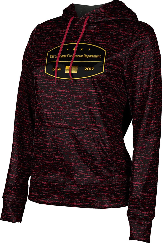 ProSphere Girls' City Of Atlanta Fire Rescue Department Fire Department Brushed Hoodie Sweatshirt