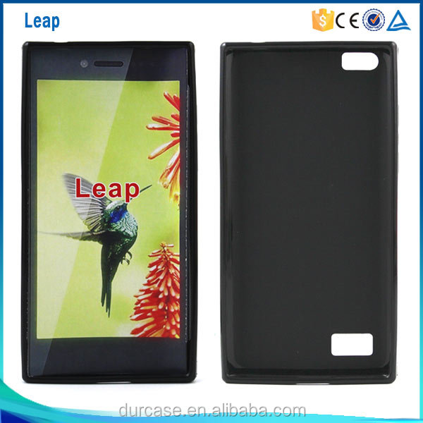 Factory silicone tpu case cover for Blackberry Leap Z20 mobile phone protective case