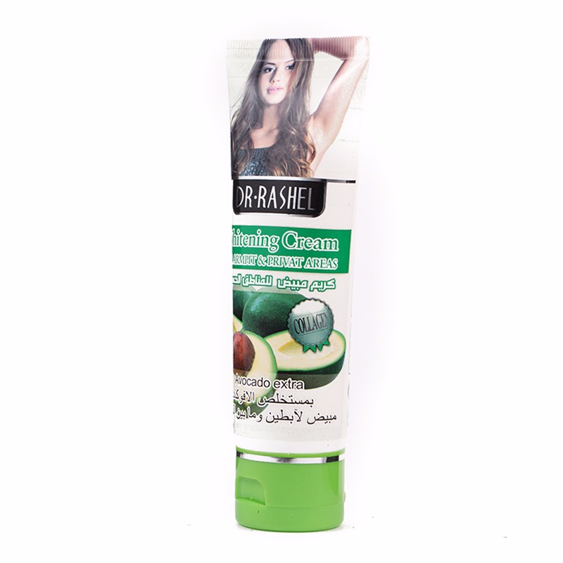 DR.RASHEL 80ml Skin care underarm private part leg lotion whitening cream for body