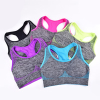 Wholesale fitness yoga wear sportswear type gym tops for women