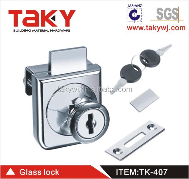 Class Lock Lock Key Finished In Black