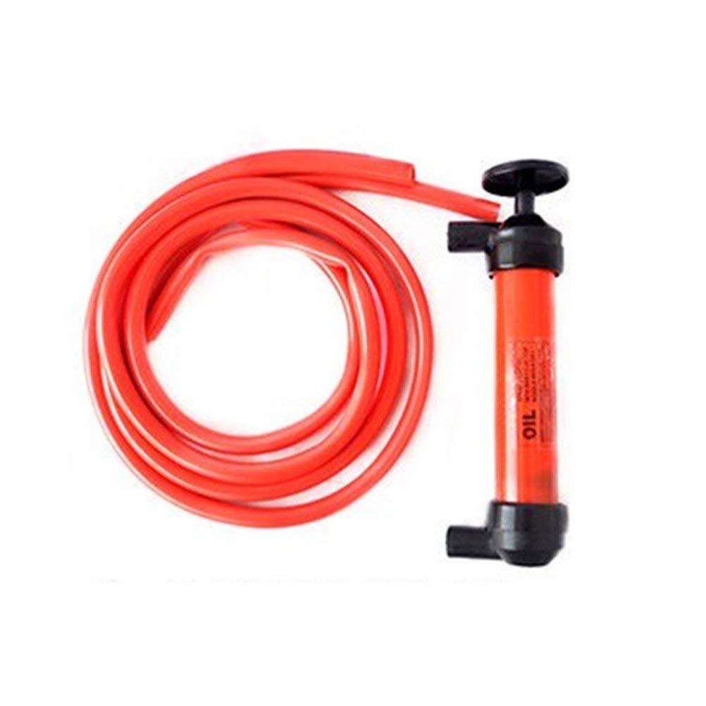 Merssavo 1pc Car Manual Hand Siphon Pump Hose Gas Oil Syphon ...